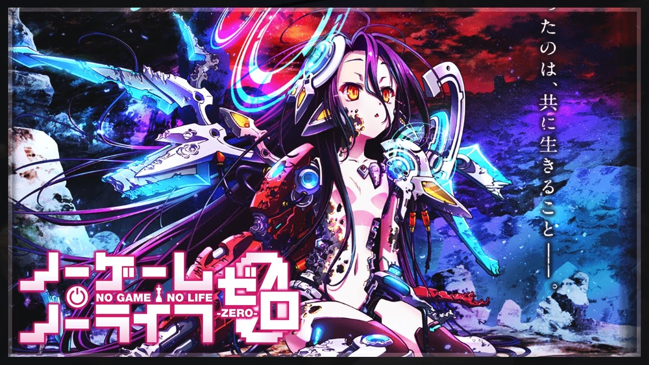 No Game No Life Zero Movie Release Date New Characters And Plot ノーゲーム ノーライフ ゼロ Youtube