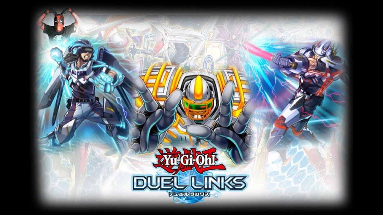 Yu-Gi-Oh! Duel Links / Novos U.A