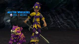 Wizard101 ~ Funky Dancing