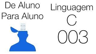programar em c fazer comentrios em c   caractere nova linha n aula 3