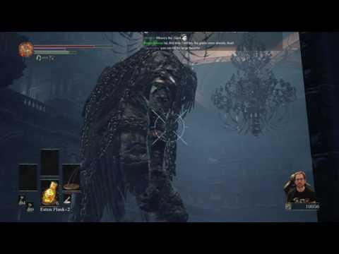 Dark Souls 3 Bow Only All Bosses Run (Pt. 2)