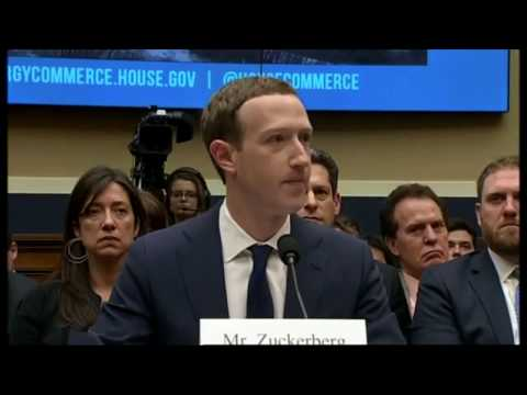 Mr Frank Pallone destroyes Mark Zuckerberg in court with his well reasoned pessimism | Facebook