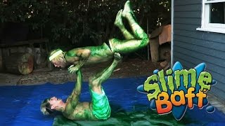 Slime Yoga with Alex Wassabi!