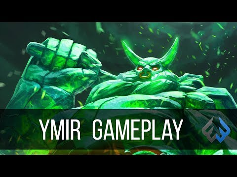 Ymir: CRAZY FULL HP BUILD *UNKILLABLE* - Smite