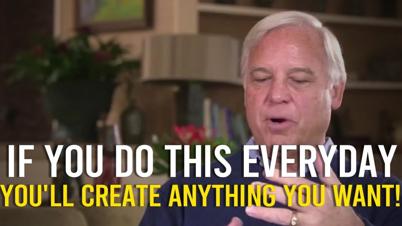 Download JACK CANFIELD   The Law Of Attraction CHEAT CODE! (use this everyday!)