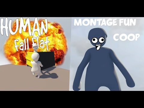 MONTAGE COOP - Human Fall Flat