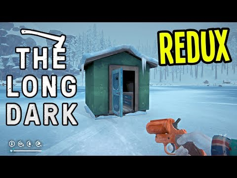FOREST TALKER SUPPLY CACHES - The Long Dark Wintermute REDUX Gameplay - Ep 20