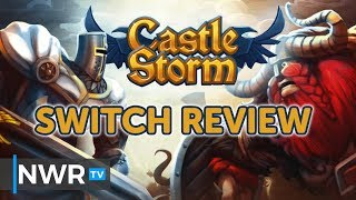 CastleStorm Nintendo Switch Review