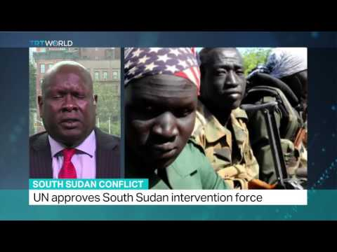 Interview with Akuei Bona Malwal on South Sudan conflict