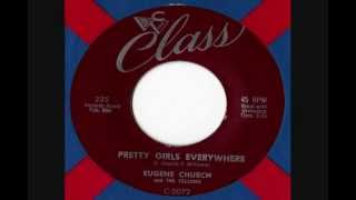 Eugene Church - Pretty Girls Everywhere