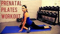 20 Minute Prenatal Pilates Workout