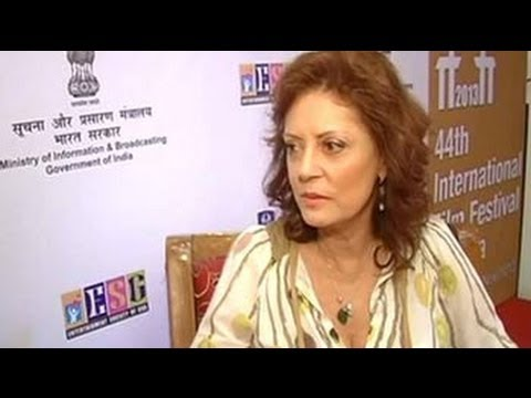 Haven't seen the serious side of Indian cinema: Susan Sarandon