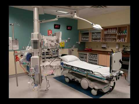 What is an ICU Ventilator