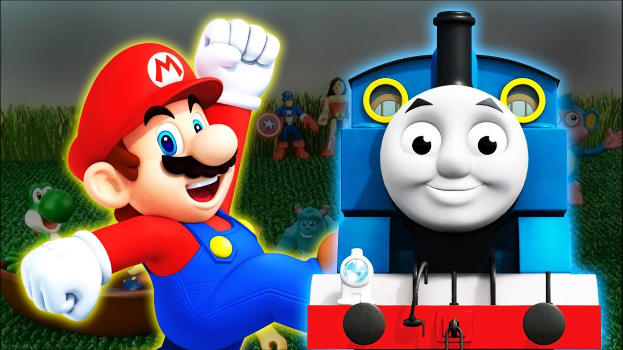 Giochi Mickey Mouse Epic Mario Bros Thomas And Friends How To Play A Game