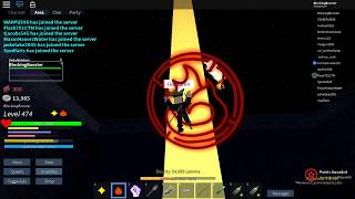 Arcane Adventures ROBLOX - Me vs Theos The War Phoenix!
