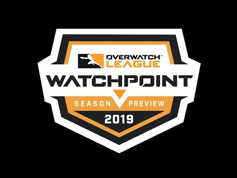 Watchpoint: 2019 Overwatch League Preview Show