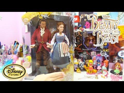 Belle & Gaston - Disney Store - Live Action - Vi e' piaciuto il nuovo film Disney?