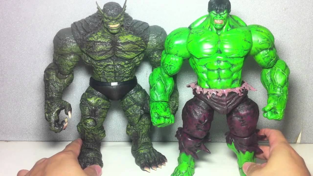 Hulk Vs Abomination Toys 71