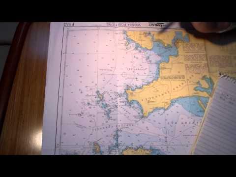 Sea Master Training Centre - Plotting Latitude & Longitude