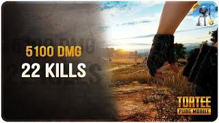 22 Kills 5100 dmg💪PUBG Mobile (38)