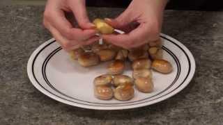 How to cook jackfruit seeds