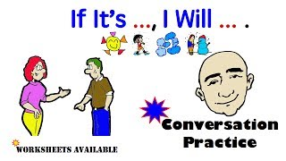Weather and Actions | Vocabulary-Based Conversation | English Speaking Practice | ESL | EFL | ELL