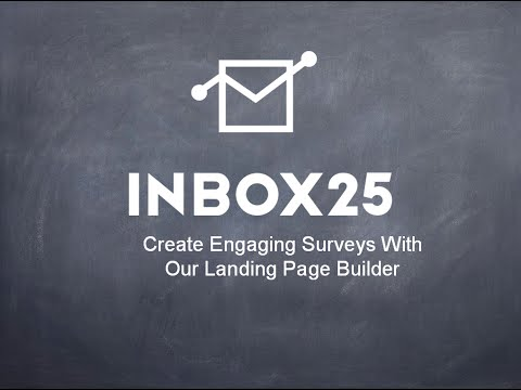 (Webinar) Create Engaging Surveys With Our Landing Page Builder