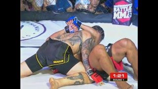 Main Event UGB MMA Middleweight Championship