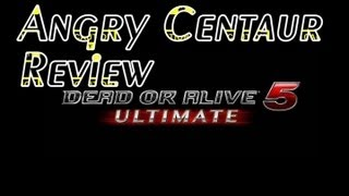 Dead or Alive 5 Ultimate Review (Xbox 360)