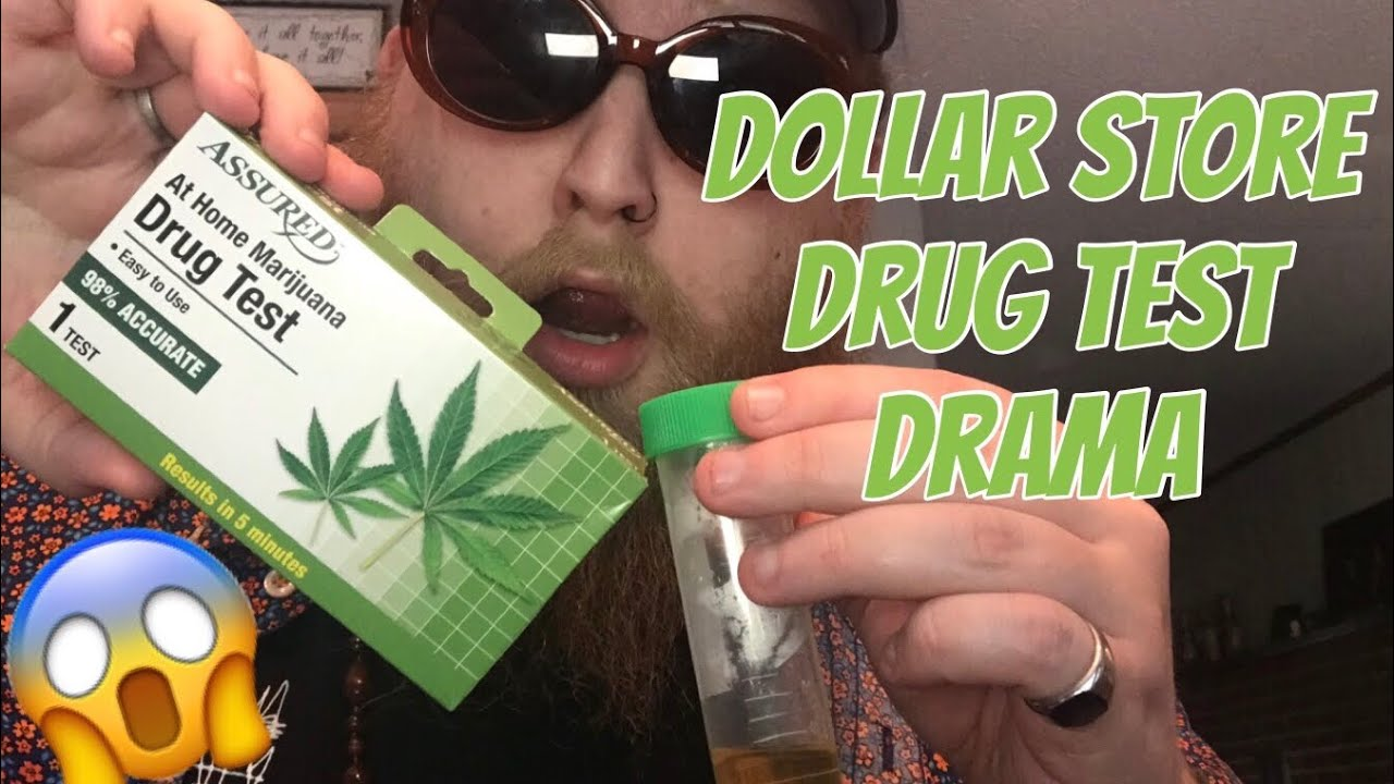 DOLLAR STORE DRUG TEST GONE WRONG - DOES IT WORK ? DO I FAIL? IS IT 420 YET?