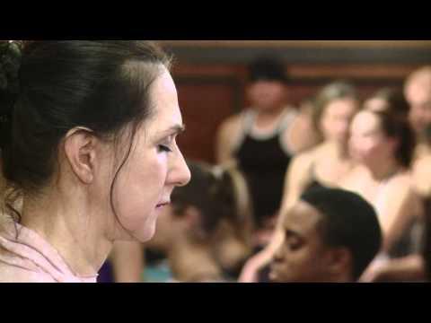2013 Jivamukti Yoga Tribe Gathering - with Master Yoga Teachers  Sharon Gannon and David Life
