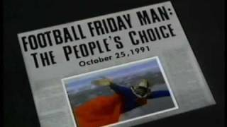 Download Football Friday Man MP3 song and Music Video