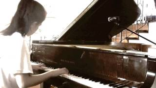Secondhand Serenade - Fall For You - Piano Cover by Elizabeth