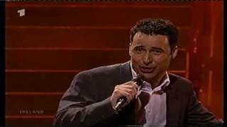 Eurovision 2001 12 Ireland *Gary O