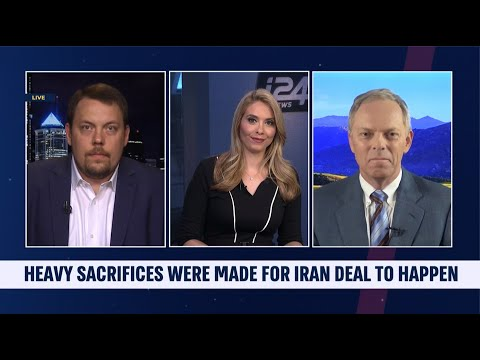 "i24's ""Clearcut"" with Michelle Makori, June 5, 2019: Former Obama Officials & Iran Deal"