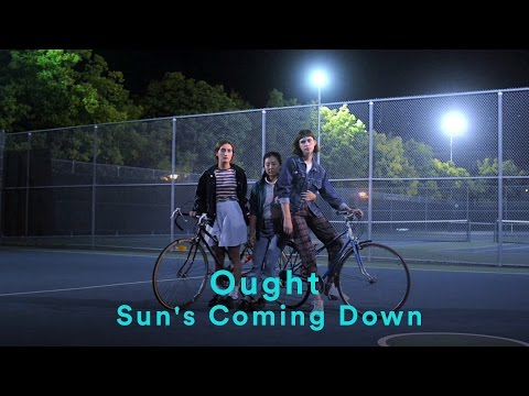 """Ought - """"Sun's Coming Down"""" (Official Music Video)"""