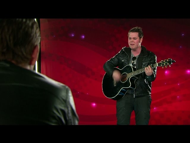 Jimmy Claeson kommer tillbaka och golvar juryn i Idol 2010 - Idol Sverige (TV4)