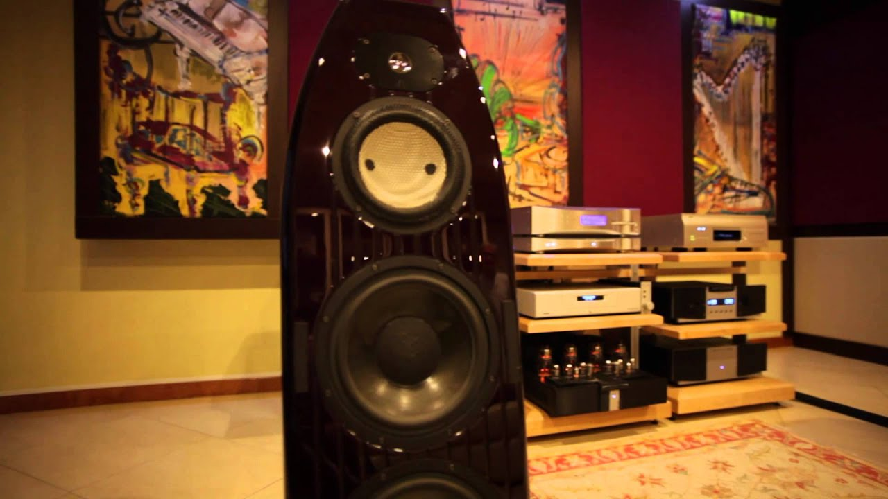 High END Audio - Acoustical Engineering Project - Santa Coloma ...