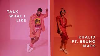 Baixar Talk vs. That's What I Like (MASHUP) Khalid, Bruno Mars