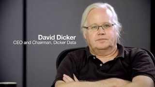 Gambar cover David Dicker - Dicker Data
