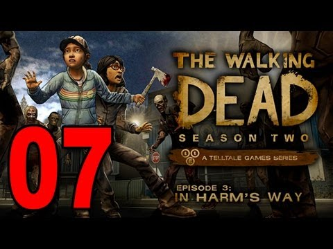 The Walking Dead Season 2 Episode 3 - Part 7 - The End (Walkthrough)