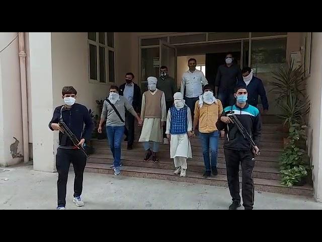 Delhi को दहलाने की साजिश नाकाम, स्पेशल सेल ने जैश के दो आतंकियों को किया गिरफ्तार