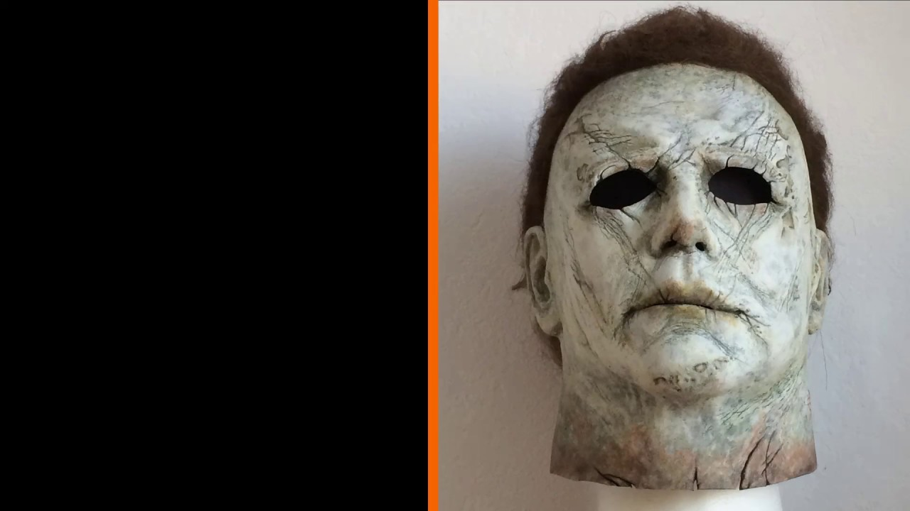 TOTS Halloween 2018 Mask Repaint Rework Rehaul Michael Myers (Germany)