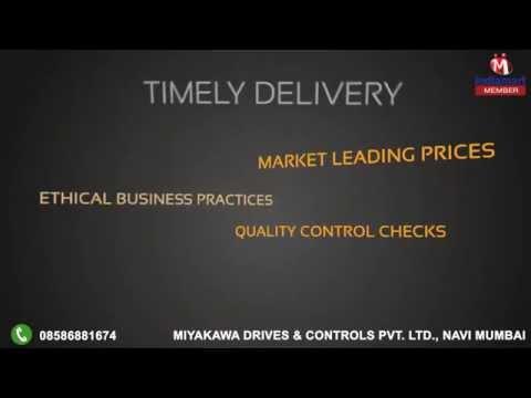 Drives And Controls By Miyakawa Drives & Controls Private Limited, Navi Mumbai