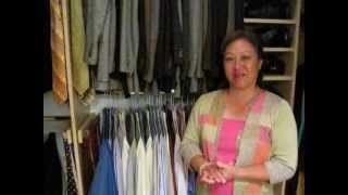 Client Testimonial - Laurie: Closet Design
