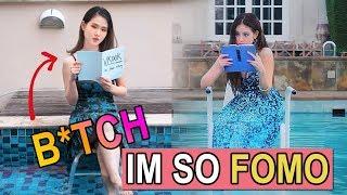 JENNIE IS FOMO - Jennie 'SOLO' Parody | MiniMoochi