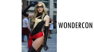 THIS IS WONDERCON 2019 COSPLAY MUSIC VIDEO ANAHEIM CALIFORNIA COMIC CON ANIME CON YOUTUBE REWIND