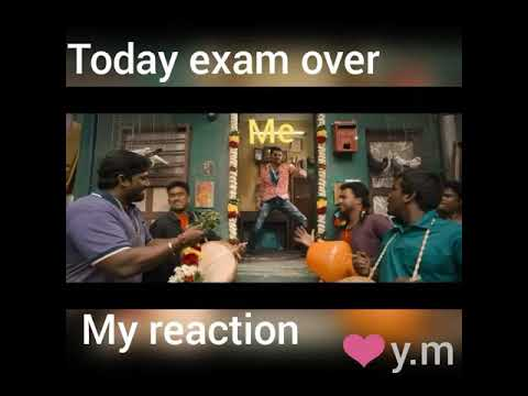 Exam over status - YouTube