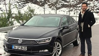 Test - VW Passat