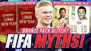 Free Packs for Everyone in FIFA 20?